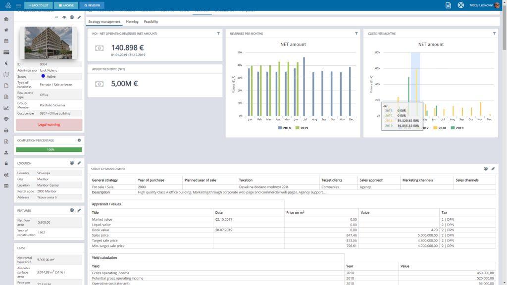 Asset management _analytics