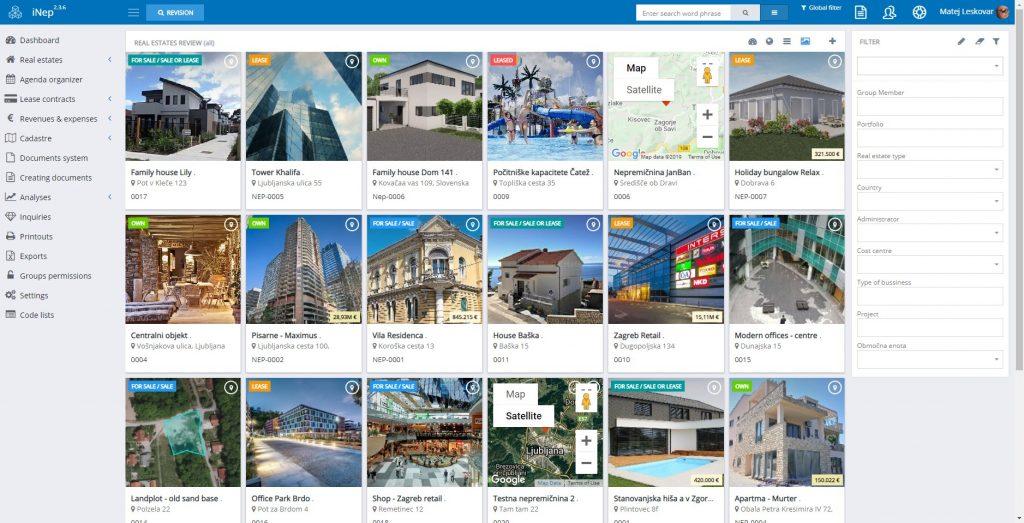 Property management _portfolio